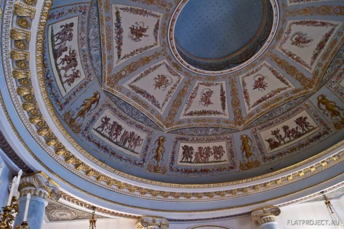 Декор интерьеров Юсуповского дворца — фото 115