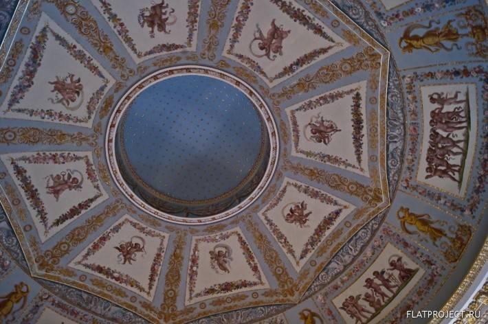 Декор интерьеров Юсуповского дворца — фото 117