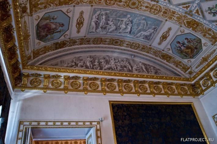 Декор интерьеров Юсуповского дворца — фото 107