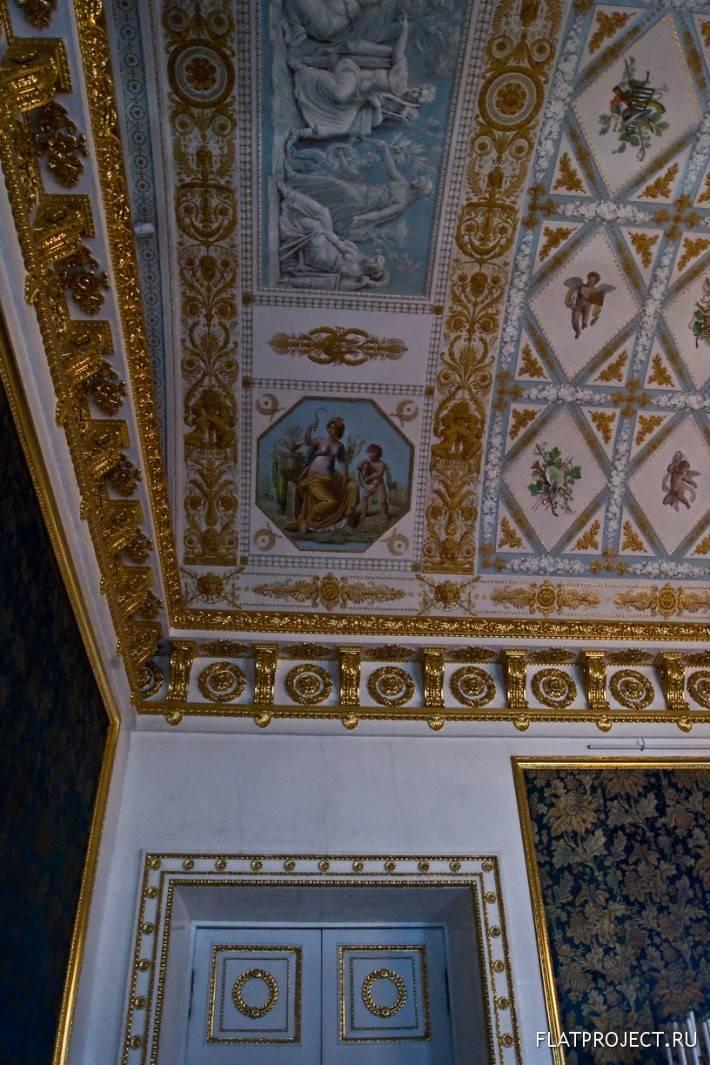 Декор интерьеров Юсуповского дворца — фото 103