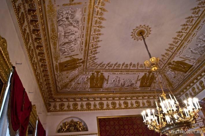 Декор интерьеров Юсуповского дворца — фото 98