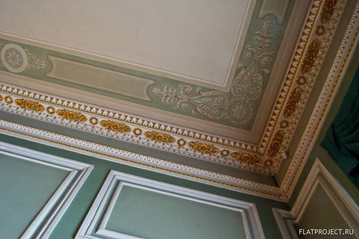 Декор интерьеров Юсуповского дворца — фото 91
