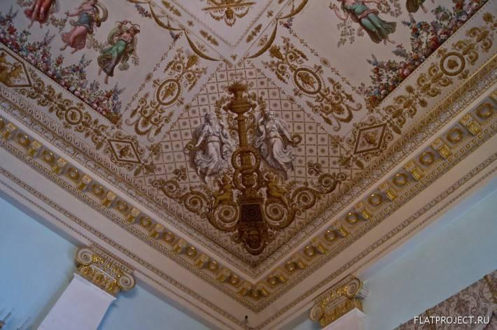 Декор интерьеров Юсуповского дворца — фото 88