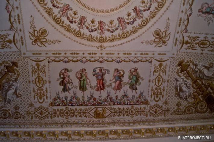Декор интерьеров Юсуповского дворца — фото 89