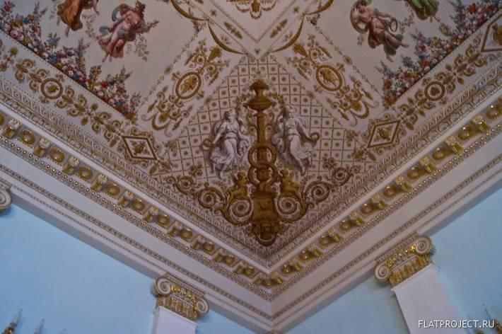 Декор интерьеров Юсуповского дворца — фото 87