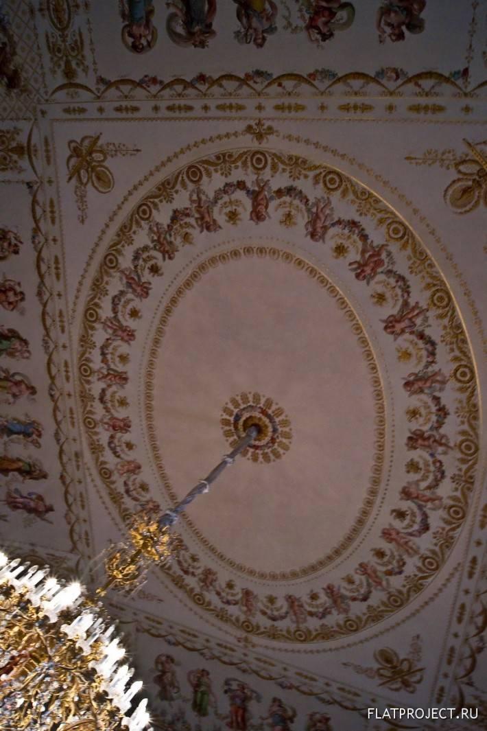 Декор интерьеров Юсуповского дворца — фото 85