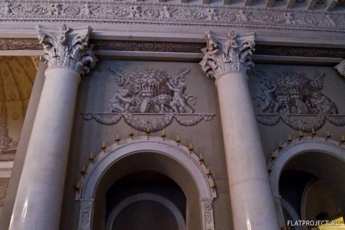 Декор интерьеров Юсуповского дворца — фото 79