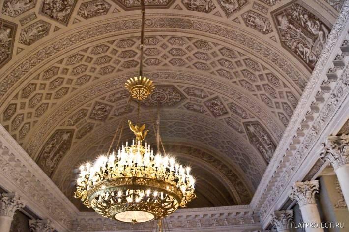 Декор интерьеров Юсуповского дворца — фото 77