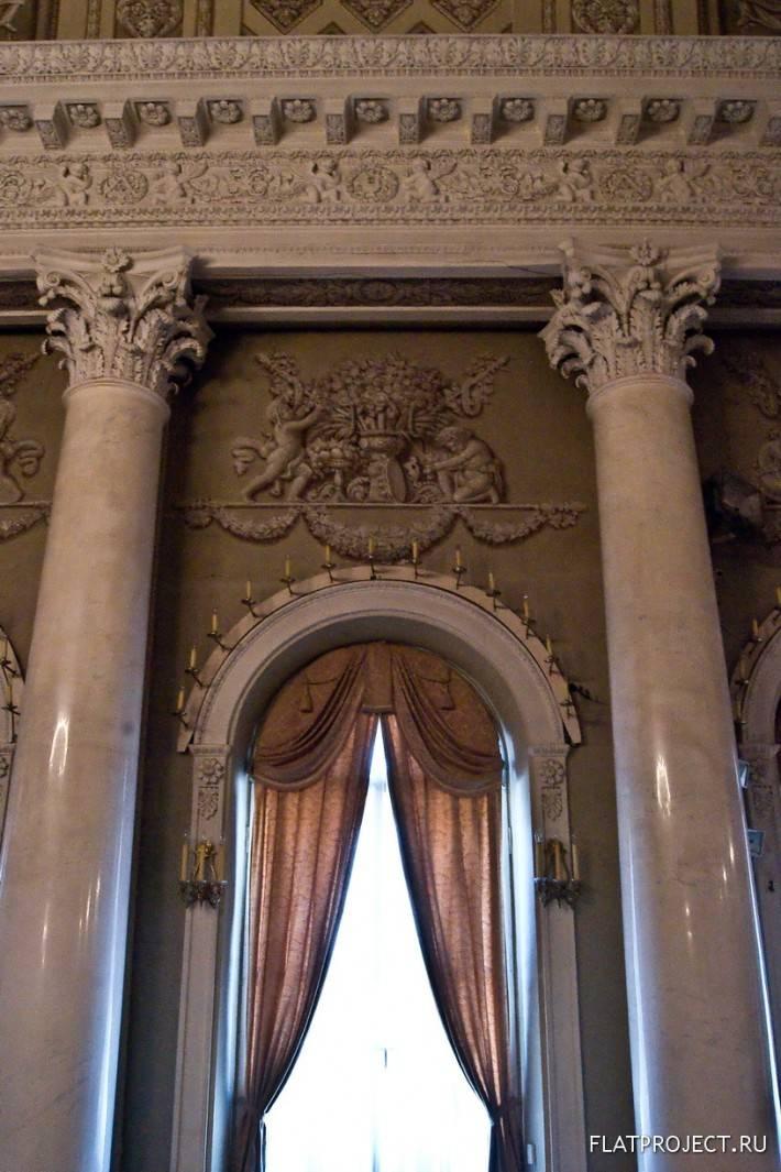 Декор интерьеров Юсуповского дворца — фото 69