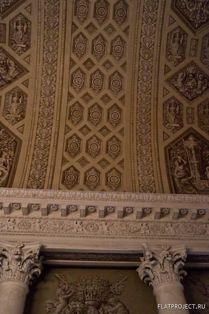 Декор интерьеров Юсуповского дворца — фото 72