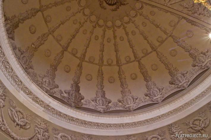 Декор интерьеров Юсуповского дворца — фото 67