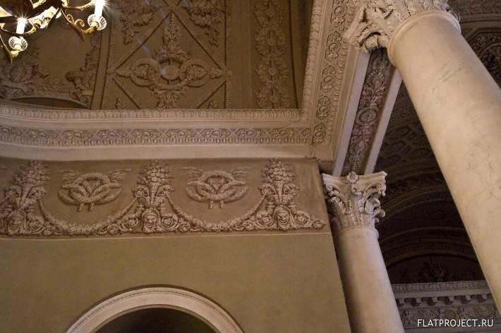 Декор интерьеров Юсуповского дворца — фото 73