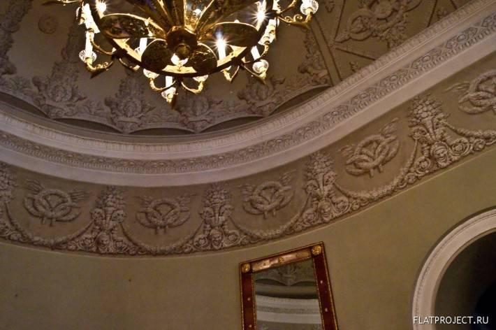 Декор интерьеров Юсуповского дворца — фото 68