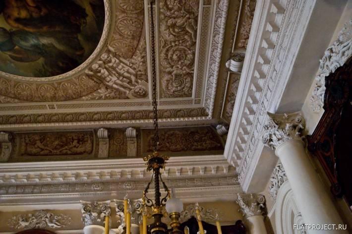 Декор интерьеров Юсуповского дворца — фото 65