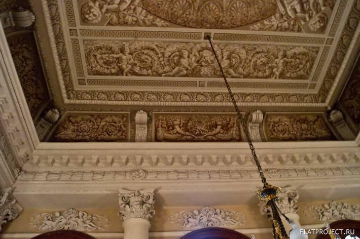Декор интерьеров Юсуповского дворца — фото 57