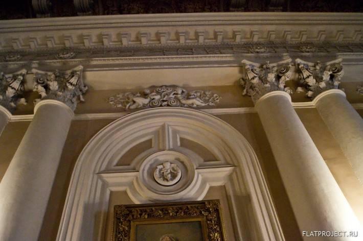 Декор интерьеров Юсуповского дворца — фото 62