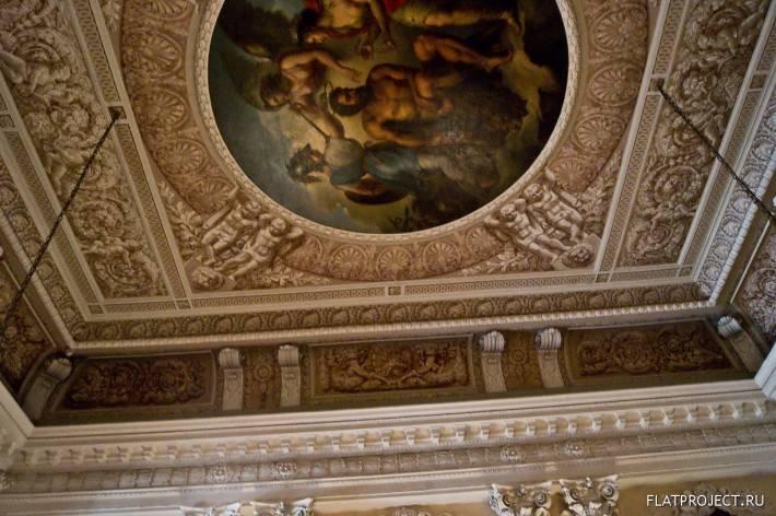 Декор интерьеров Юсуповского дворца — фото 61
