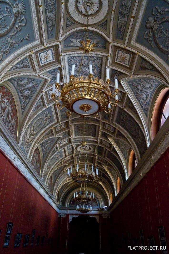 Декор интерьеров Юсуповского дворца — фото 54