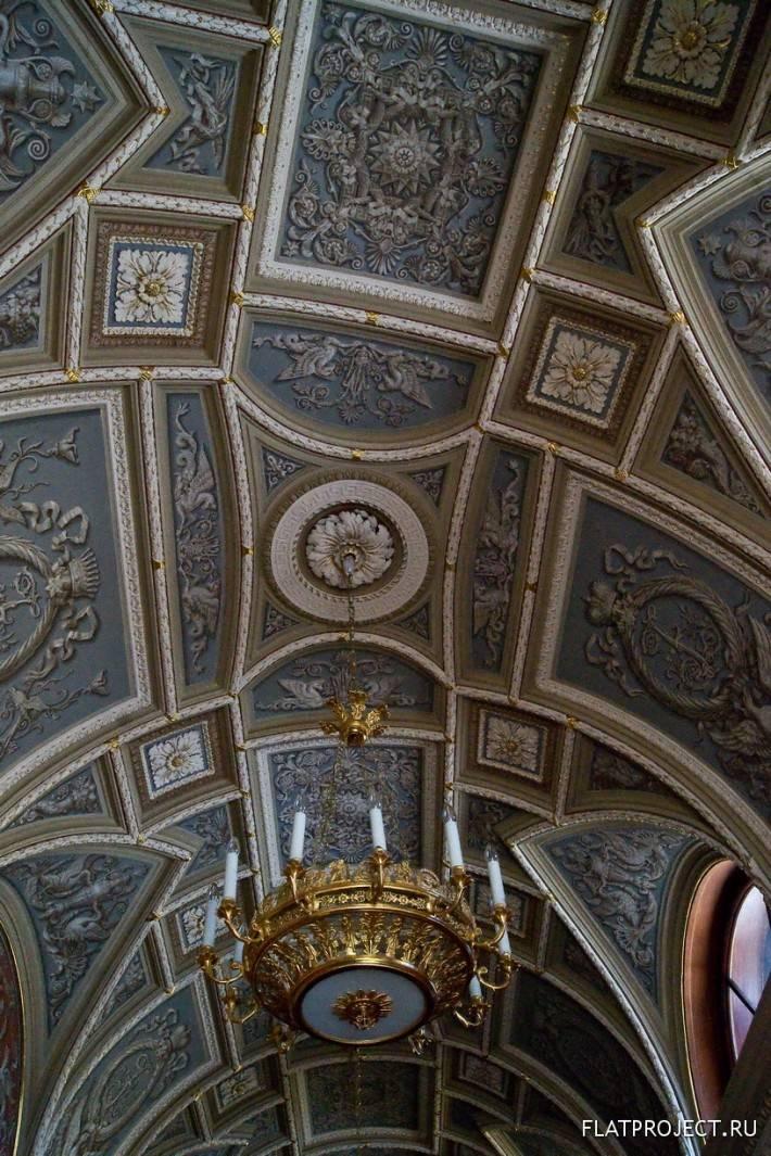 Декор интерьеров Юсуповского дворца — фото 51