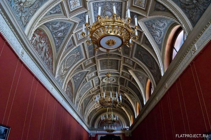 Декор интерьеров Юсуповского дворца — фото 47