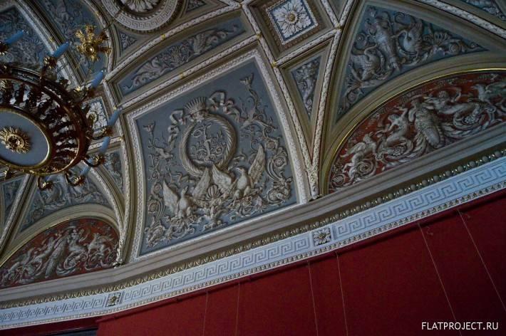 Декор интерьеров Юсуповского дворца — фото 48