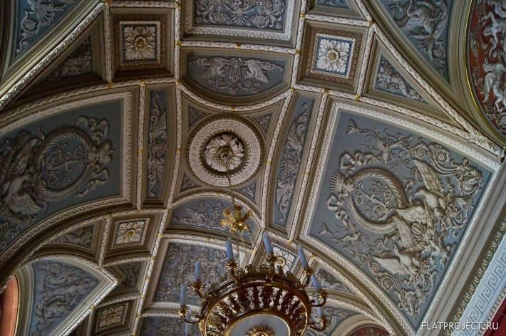 Декор интерьеров Юсуповского дворца — фото 50