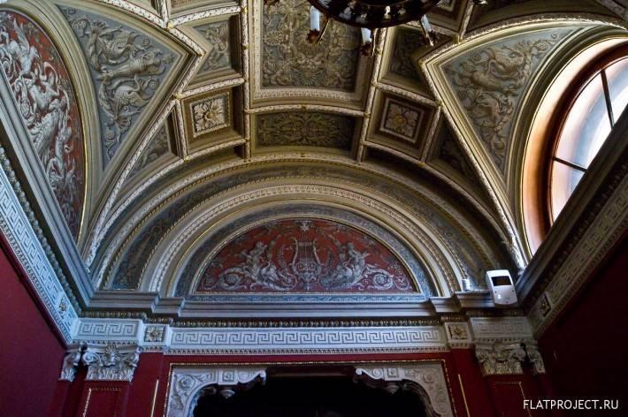 Декор интерьеров Юсуповского дворца — фото 52