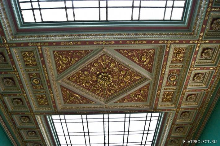 Декор интерьеров Юсуповского дворца — фото 40