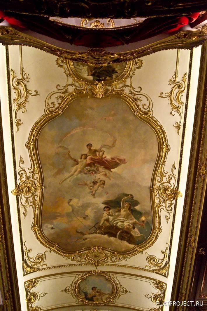 Декор интерьеров Юсуповского дворца — фото 32