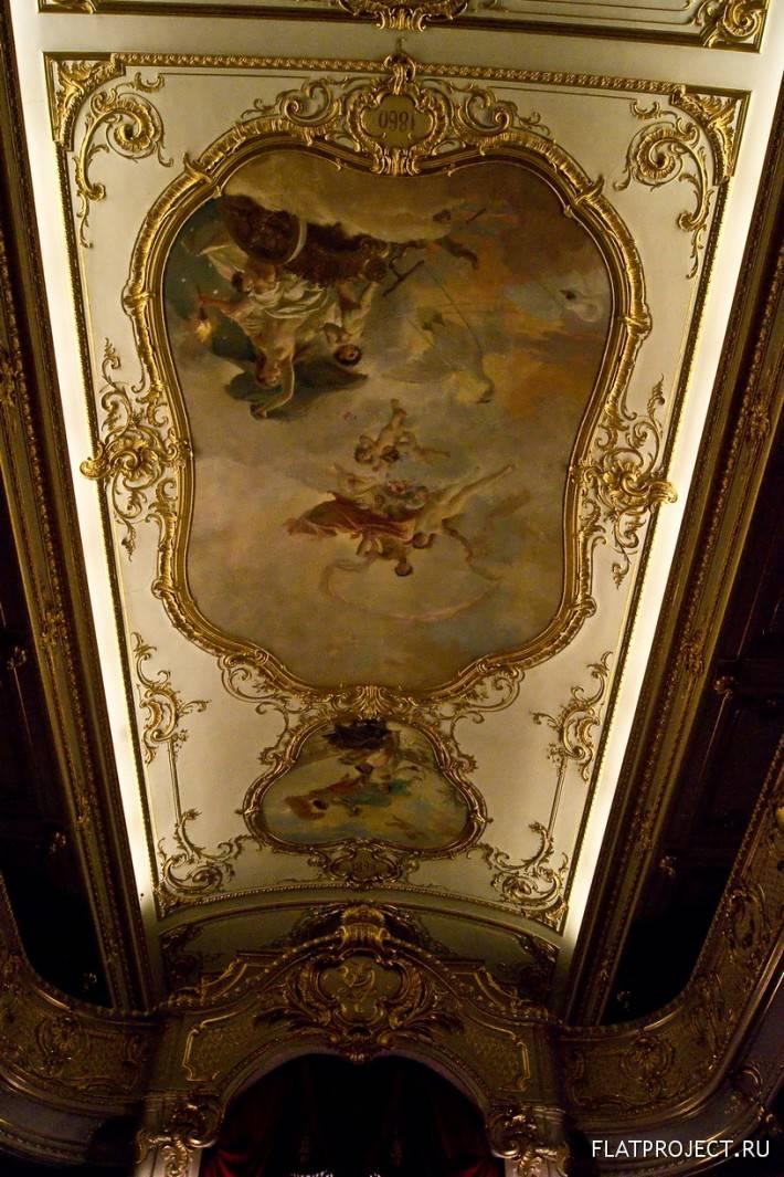 Декор интерьеров Юсуповского дворца — фото 29