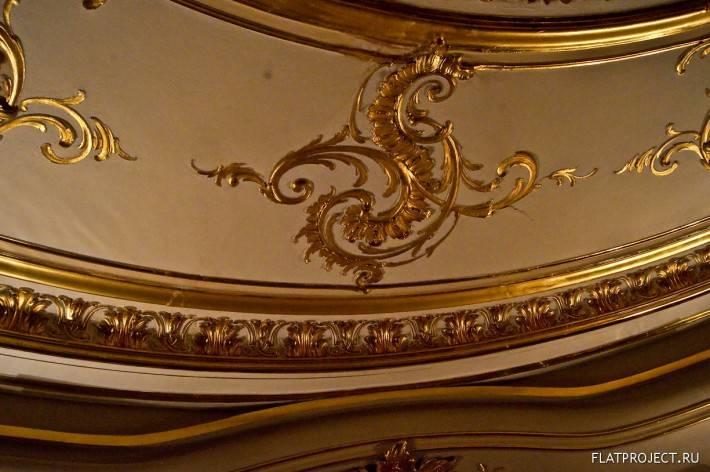 Декор интерьеров Юсуповского дворца — фото 37
