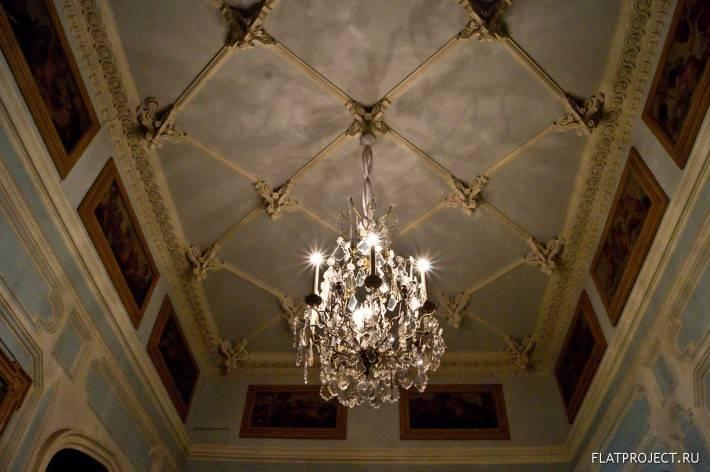 Декор интерьеров Юсуповского дворца — фото 22