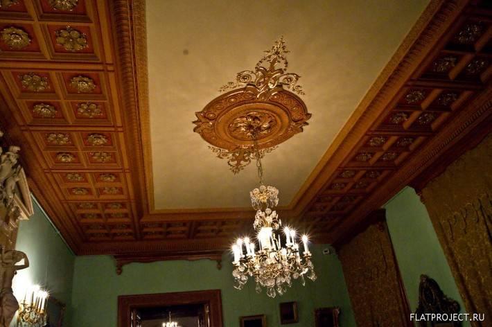 Декор интерьеров Юсуповского дворца — фото 20