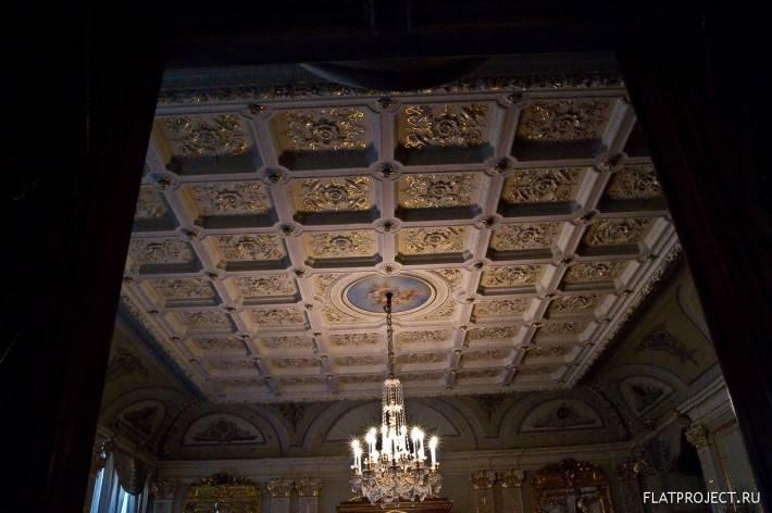 Декор интерьеров Юсуповского дворца — фото 17