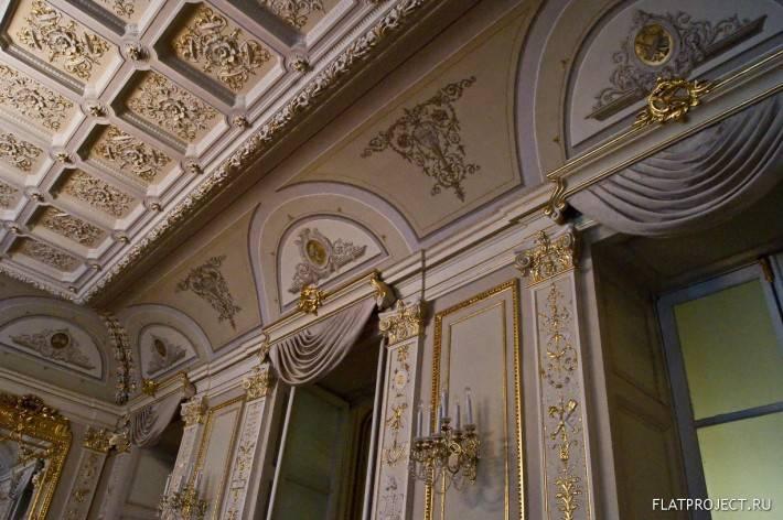 Декор интерьеров Юсуповского дворца — фото 19