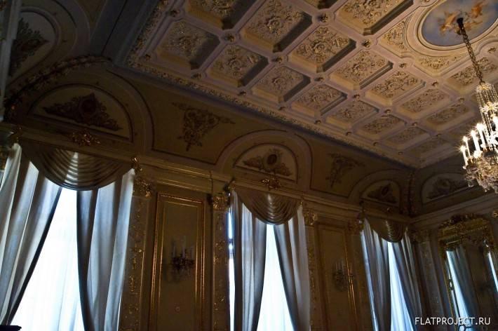 Декор интерьеров Юсуповского дворца — фото 18