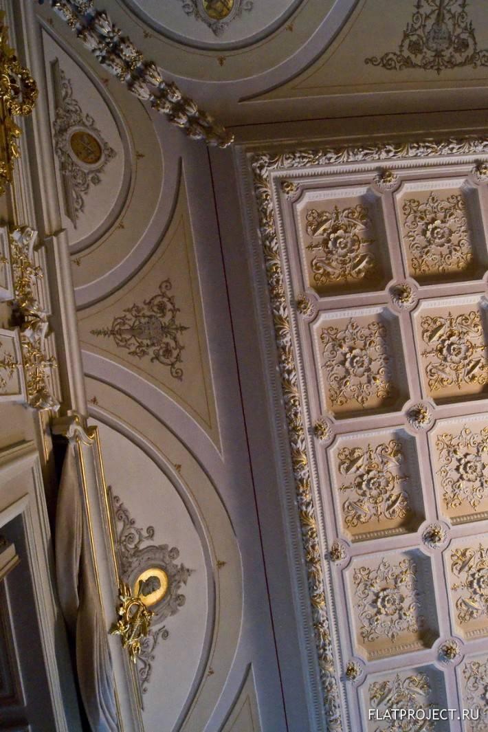 Декор интерьеров Юсуповского дворца — фото 15