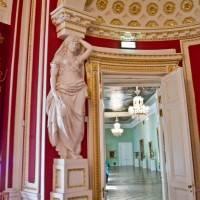 Декор интерьеров Михайловского замка — фото 69