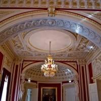 Декор интерьеров Михайловского замка — фото 54