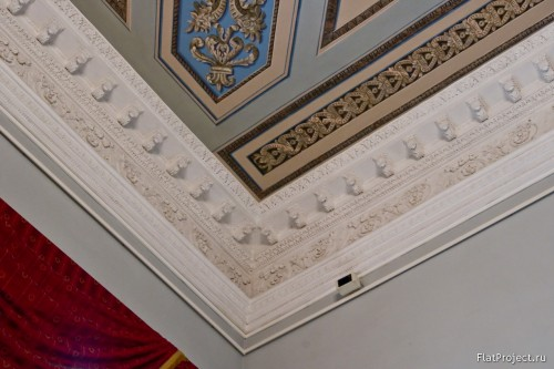 The St. Michael's Castle interiors – photo 9