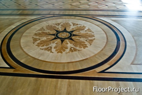 The St. Michael's Castle floor designs – photo 3