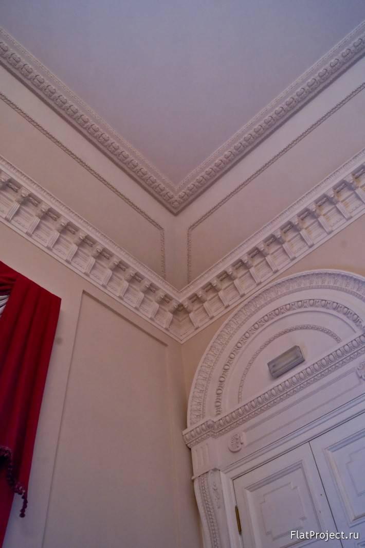 Декор интерьеров Михайловского замка — фото 61