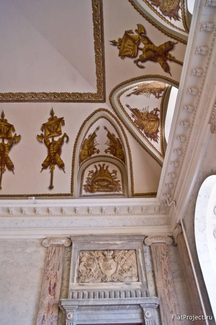 Декор интерьеров Михайловского замка — фото 42
