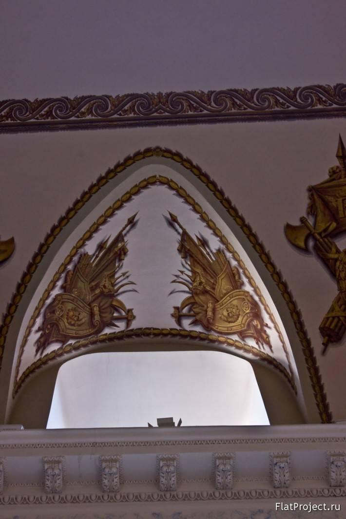 Декор интерьеров Михайловского замка — фото 49