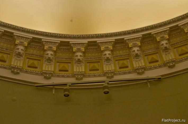 Декор интерьеров Михайловского замка — фото 52