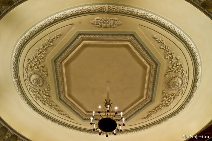 Декор интерьеров Михайловского замка — фото 29