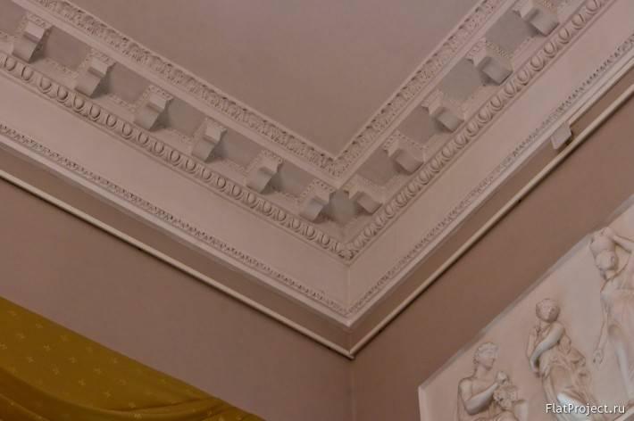 Декор интерьеров Михайловского замка — фото 41