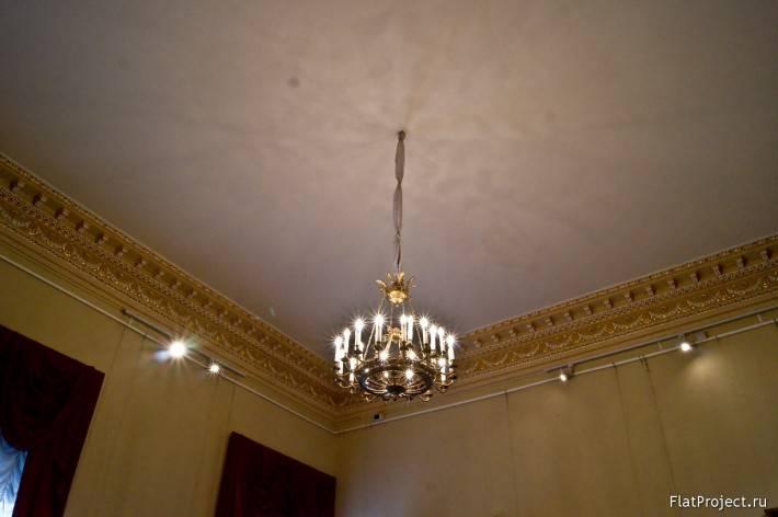 Декор интерьеров Михайловского замка — фото 7