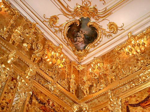 The Catherine Palace interiors – photo 149