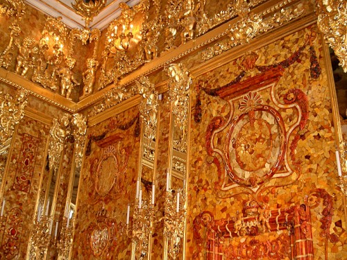 The Catherine Palace interiors – photo 150